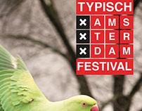 Typisch Amsterdam Festival study project