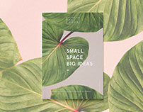 Small spaces, big ideas – eBook