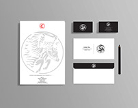COPORATE IDENTITY / STATIONARY SET