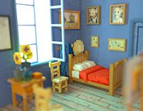 One Gogh (Ludum Dare Project)