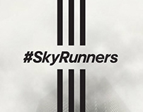 Adidas | #Skyrunners