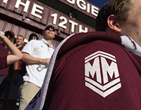 Maroon Militia Brand
