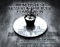 World's Best Dessert & Appetizer Competition 2013