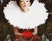 Queen of Hearts | BOOK + COVER DESIGN
