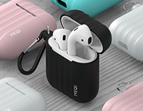 MEQI AirPods Case