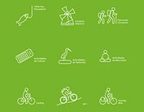 Icon Design - Rota Vicentina