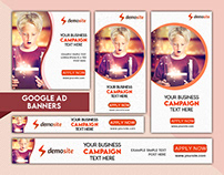 Google AD Banners