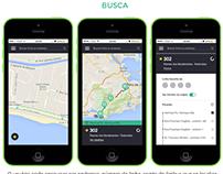 Proposta de aplicativo para transporte público