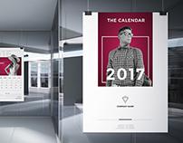 Calendar 2016 and 2017