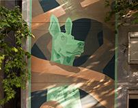 Mural Fest Tirane 2019