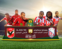 MAT vs AHLY CAF Champions League