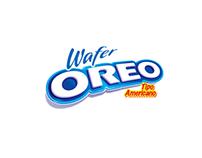 Oreo Wafer - Campaña y Página Web