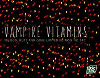 Vampire Vitamins - Halloween Game
