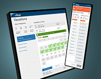UX Case Study: Pilot Vacation Trading