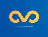 CVC Agência de viagens - Rebranding