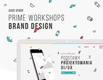 PrimeWorkshops Branding