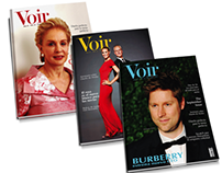 VOIR - Magazine Design