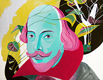 Shakespeare | Client: Oxford American (USA)