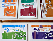 "Program Flyers ""Grazjazz"""