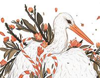 Martenitza Stork