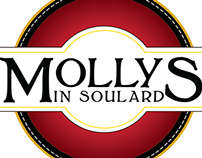 Molly's in Soulard Rebranding