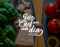 """""""Be Chef for a day"""""""