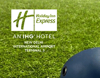 Instagram posts for Holiday Inn Express VOL.2