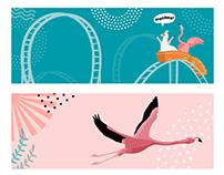Phlywheel Newsletter Banners 2020