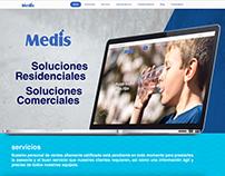 Medis - Diseño Web
