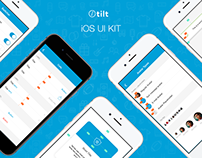 Tilt - iOS UI KIT
