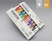 NOMA Colour Pencil - Designed for the Colourblind