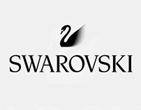 Swarovski Website Design Concept
