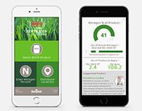 Fertilizer Spread Rates App