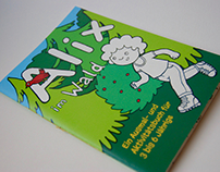 Alix in the Forest - an Activity Book for Preschoolers