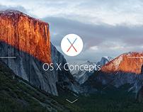 OS X El Capitan - concepts