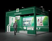 Vietcombank - Exhibition Booth