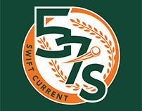 Swift Current 57's Logo