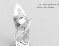 TROPHY Design - ASCUN Cup