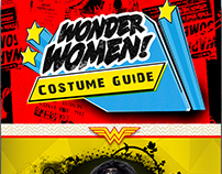 Wonder Woman Costume Guide