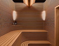 Spaceship Sauna