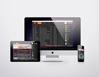 Soundcloud App Design