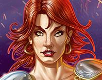 Red Sonja 2.0