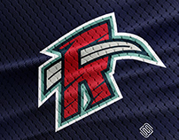 Reapers Softball Logo