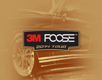 3M FOOSE GLOBAL TOUR 2014