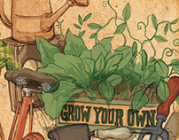 Grow Your Own.