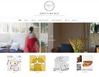 Scarlette New Delhi & Scarlette Ateliers - website