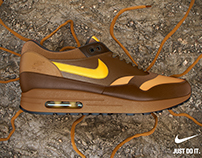 Nike Air Max Chocolate