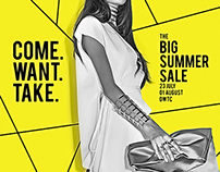 Summer Sale // Posters