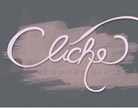 Cliche Logo Design
