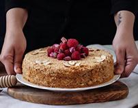 Medovic cake